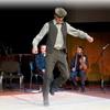 Шан-нос – сольные танцы старого стиля